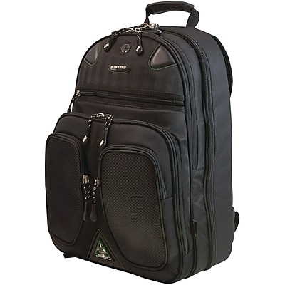 """""Mobile Edge ScanFast Backpack For 17.3"""""""" Laptop, Black"""""" 212582"