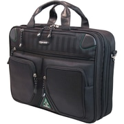 "Mobile Edge 16"" ScanFast Briefcase, Black"