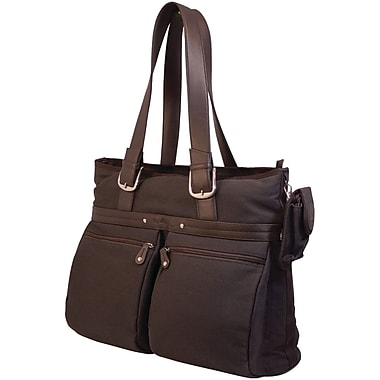Mobile Edge MacBook® 16in. Eco Casual Tote, Chocolate