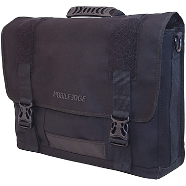 Mobile Edge 17.3in. Eco Messenger Bag, Black