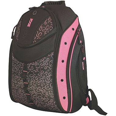 Mobile Edge Express Backpack For 16in. Laptop, Pink Ribbon