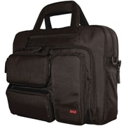 Mobile Edge Corporate Notebook Briefcase, Black