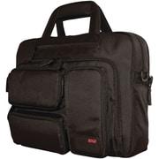Mobile Edge Corporate Notebook Briefcase, Black