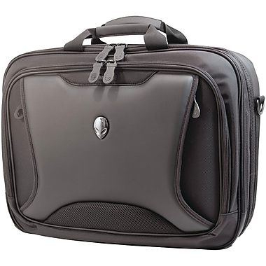 Mobile Edge 17.3in. Notebook Messenger Bag With ScanFast, Black