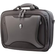 "Mobile Edge 17.3"" Notebook Messenger Bag With ScanFast, Black"