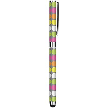 Macbeth Collection Universal Pens and Stylus for Touchscreen Devices, Soda Pop Confetti