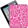 The Macbeth Collection Portfolio Sleeve For Universal iPad, Pink Giraffe