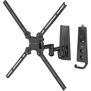 Level Mount® LVMDC42DJ 10in. to 47in. Full Motion Cantilever Mount For Flat Panel TVs Up To 80 lbs.