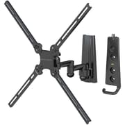 Level Mount® LVMDC42DJ 10 to 47 Full Motion Cantilever Mount For Flat Panel TVs Up To 80 lbs.