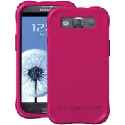 Ballistic® Ls Smooth Case For Samsung Galaxy S III, Hot Pink
