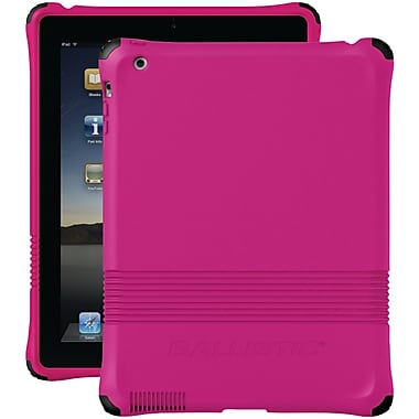 Ballistic® SG Case For iPad 3, iPad 2, Pink