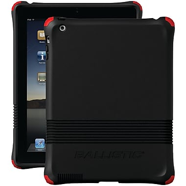 Ballistic® Ls Series Case For ipad With Retina Display, iPad 3, iPad 2, Black