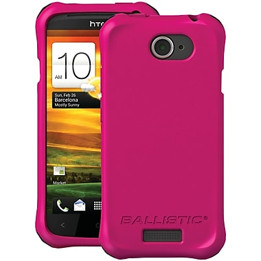 Ballistic® LS Case For HTC One S, Hot Pink