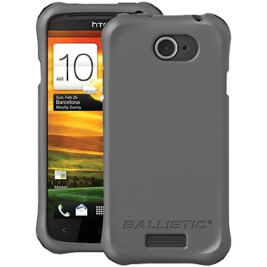Ballistic® LS Case For HTC One S, Charcoal