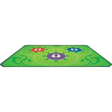 CTA® KIN-PRM Perfect Range Game Mat For Xbox 360 Kinect