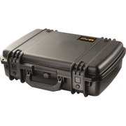 Pelican Laptop Case With Computer Tray, Black