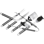 Chefs Basics 6 Piece Select Stainless Steel BBQ Set