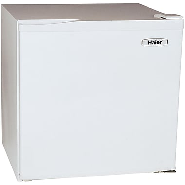 Haier® 1.3 cu. ft. Space-Saver Compact Mini Freezer, White