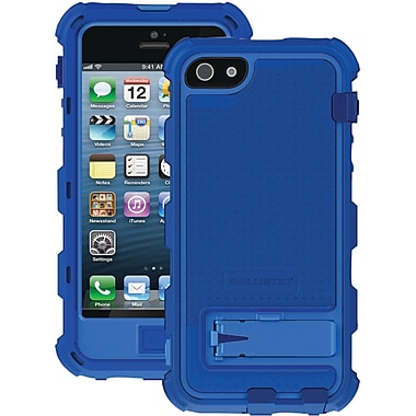 Ballistic® Hard Core Case For iPhone 5, Cobalt