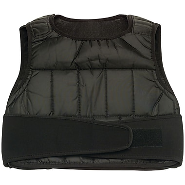 Gofit GF-WV20 Weighted Vest, Black