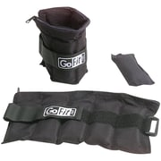 Gofit GF-5W Ankle Weights, Black