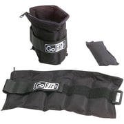 Gofit GF-10W Ankle Weights, Black