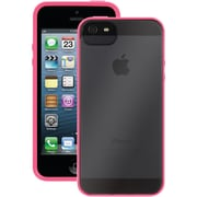 Griffin Reveal Case For iPhone 5, Fluoro Fire/Clear
