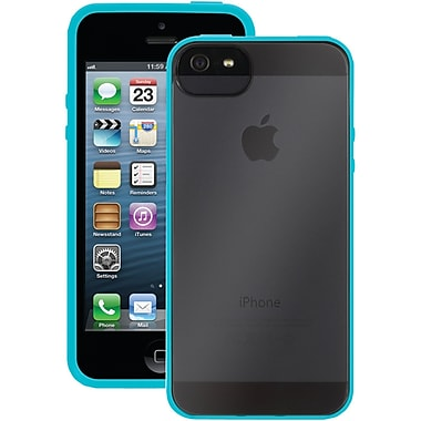Griffin Reveal Case For iPhone 5, Pool Blue/Clear