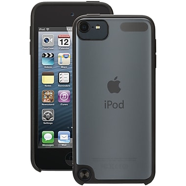 Griffin Reveal Case For iPod Touch 5G, Black/Clear