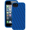 Griffin Flexgrip Case For iPhone 5, Blue