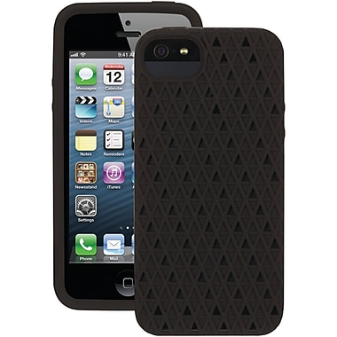 Griffin Flexgrip Case For iPhone 5, Black