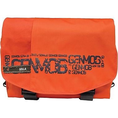 Golla 17.3in. Pico Messenger Bag, Orange