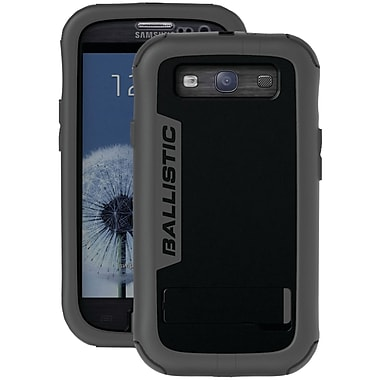 Ballistic® Every1 Case For Samsung Galaxy S III, Black/Black
