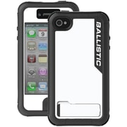 Ballistic® Every1 Case For iPhone 4/4S, Black/White