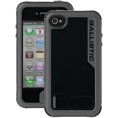 Ballistic® Every1 Case For iPhone 4/4S, Black