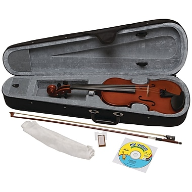 Emedia Full Size Violin and Software Bundle