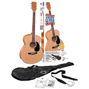 Emedia Acoustic Steel String Guitar and Software Bundle