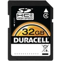 Duracell® Clamshell 32GB SDHC (Secure Digital High-Capacity) Class 4 Flash Memory Card