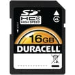 Duracell® Clamshell 16GB SDHC (Secure Digital High-Capacity) Class 4 Flash Memory Card