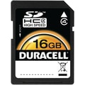 Duracell® 16GB SDHC (Secure Digital High-Capacity) Class 10 Flash Memory Card