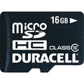 Duracell® microSD™ 16GB Card With Universal Adapter