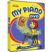 Emedia My Piano DVD For Kids