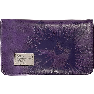 Golla Phone Wallet Ebba For Samsung Galaxy S III, Purple
