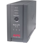APC APCBK500BLK 120 V Back UPS
