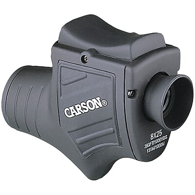 Carson Optical Bandit 8 x 25mm Quick-Focus Monocular 209954