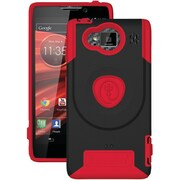 Trident™ AG-MOT-RAZRMXHD Aegis Case For Motorola® Droid™ Razr Maxx™ HD, Red