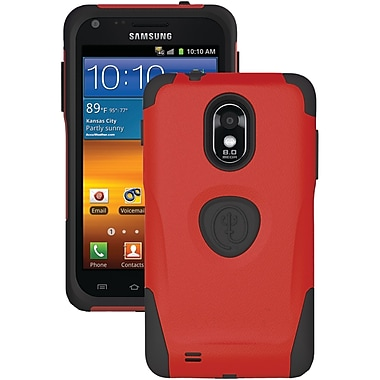 Trident™ Touch Aegis Case For Samsung Galaxy S II Epic 4G, Red