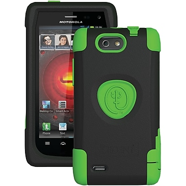 Trident™ AG-DR4 Aegis Case For Motorola® Droid 4™, Trident™ Green
