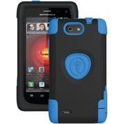 Trident™ AG-DR4 Aegis Case For Motorola® Droid 4™, Blue