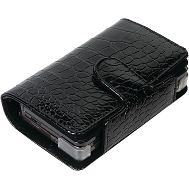 CTA® 3DS-LPH Leather Cradle Case and Cartridge Holder